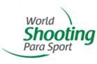 Logo World Shooting Para Sport